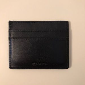 [Madewell] Leather Card Case